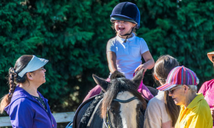 Local charity Abingdon RDA seeks help (and star bakers) to survive lockdown