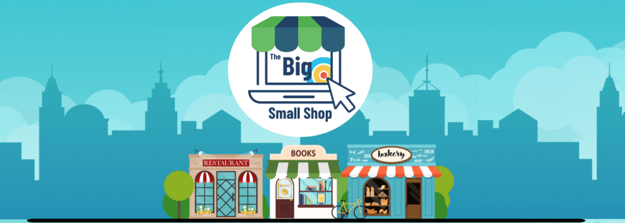 The Big Small Shop – Internet shopping for local producers
