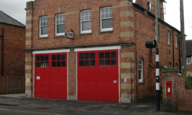 Wallingford Fire Station – Here for you