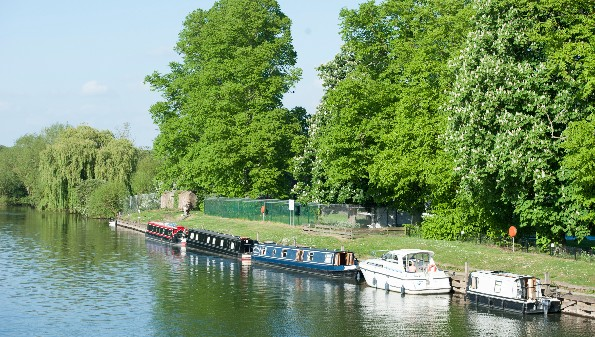 Moorings, Town Events and Lower Speed Limits?
