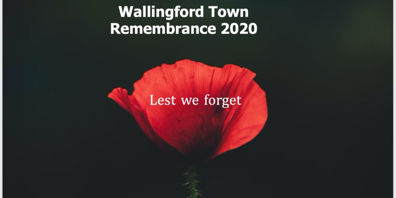 Wallingford remembers 2020