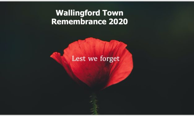 Wallingford remembers 2020