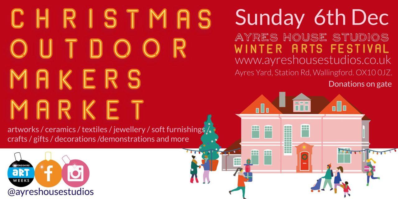 Christmas Maker's Market 6th December
