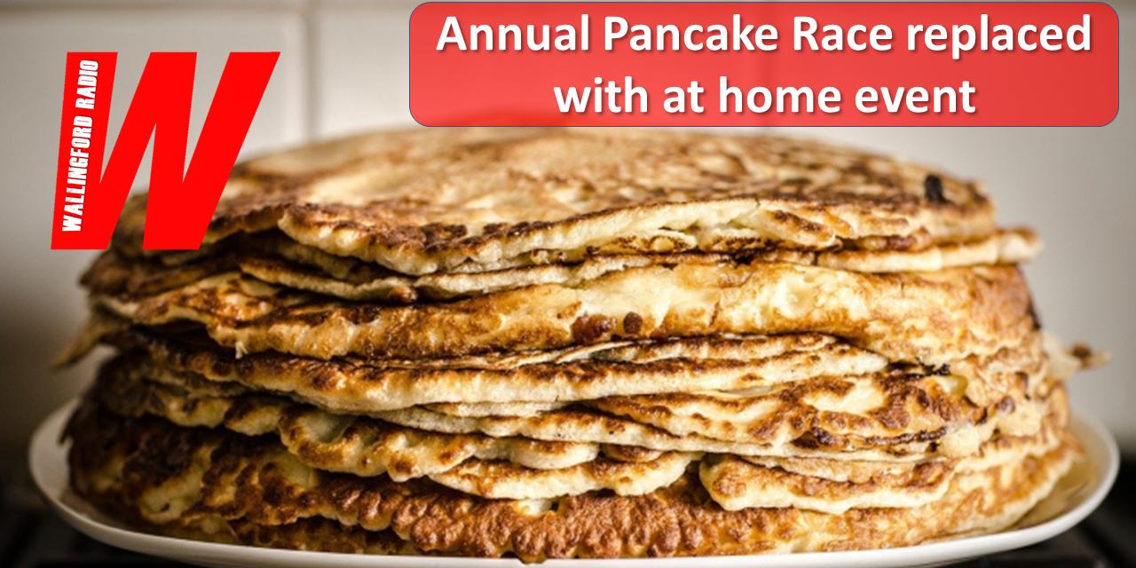 Annual Pancake Race Replaced
