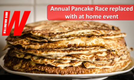 Annual Pancake Race Replaced