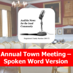 Annual Town Meeting – Audio Reading
